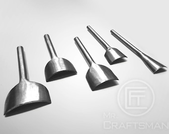 Round Corner punches for leathercraft