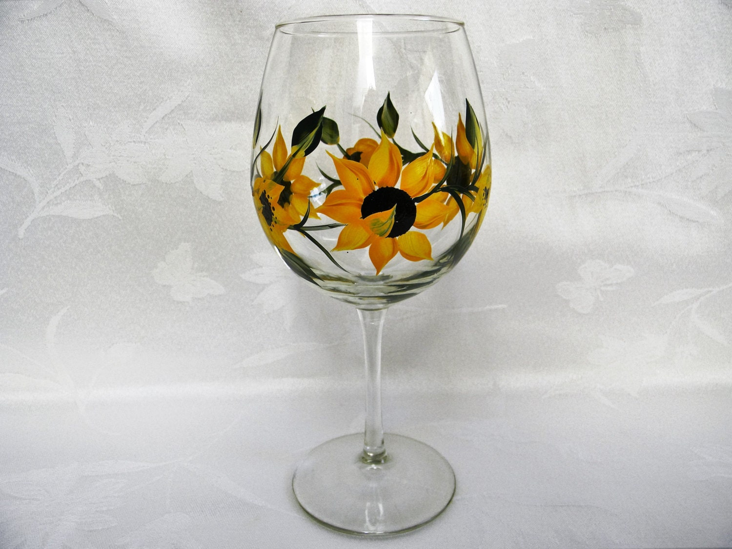 wine glasses hand painted wine glasses wine glasses with