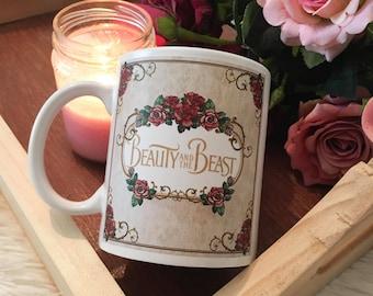 Beauty and the Beast Mug!