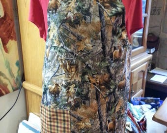 Hunter/Woodland Full-size Apron