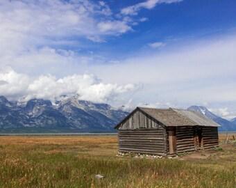 Old Barn, Grand Teton National Park