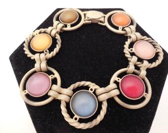 PARTICOLARI Bracelet Made in Italy - Vintage Stunning Bracelet - Designer Signed