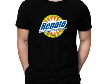 Renato With Improved Formula T-Shirt