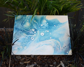 Acrylic Flow Blue