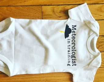Meteorologist in Training Bodysuit