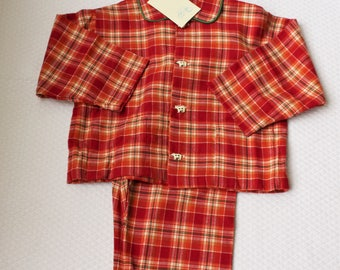 Quebec Brushed Cotton Winter  Pyjamas