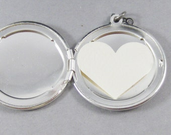 Add On,Heart,Heart Locket,Inside Locket template and Glue,Add a note, To The Inside Of You Locket,Personalize,Customize personalize