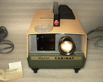 "Manon Cabimat  ""Cabin"" near mint condition, bulb went out while taking photos! See photos!"