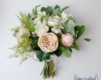 wedding flowers, wedding bouquet, bridal bouquet, silk bouquet, silk flower bouquet, wedding flower set, boho bouquet, artificial bouquet