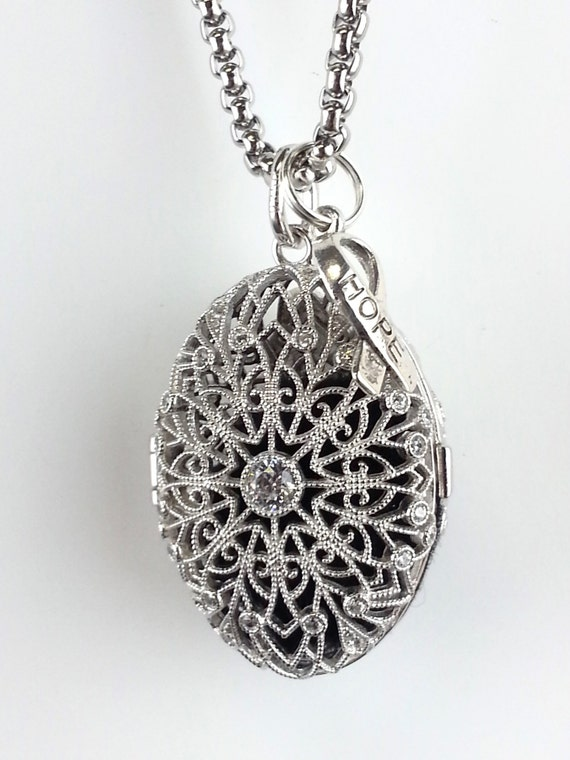 Items Similar To Essential Oil Diffuser Necklace In