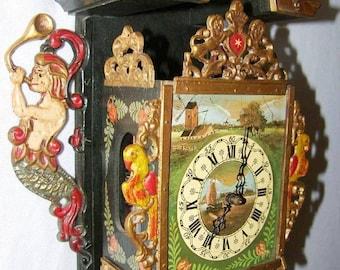 Dutch Clock Etsy