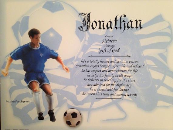 Jonathan Bedeutung