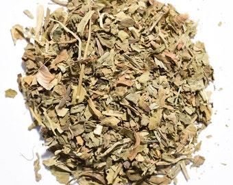 PLANTAIN LEAF | Organic Herbal Tea | Loose Leaf or Tea Bags | Tea Tin | Iced Tea | Eco-Friendly