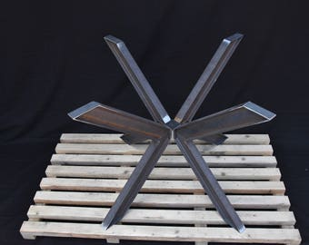 Steel Table Base,
