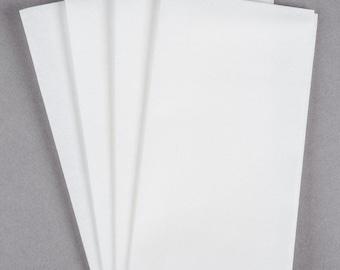 150-200 White Linen Feel Disposable Napkin, Wedding Napkins, Dinner Napkins, Wedding Supplies, Party Supplies, Napkins, Wedding