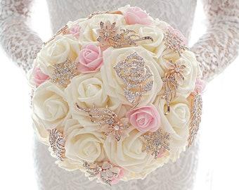 Bouquet Marisol, brooch bouquet
