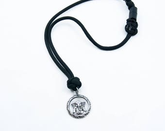 Ganesha Necklace, Ganapati Neckace, Vinayaka Necklace, Binayak Necklace, Elephant Necklace, Hindu Necklace, Hindu God, Hindu Elephant Charm