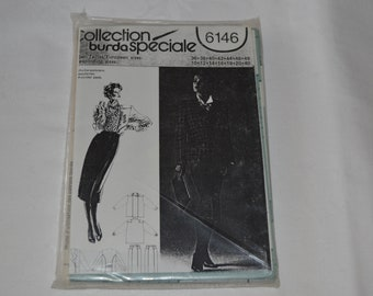 Burda Collection Speciale 6146 Lady's Suit Sewing Pattern uncut
