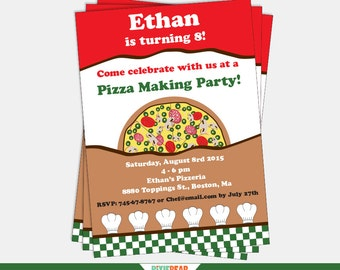 Girls pizza party birthday invitation pizza party pizza party invitation pizza invitation pizza party invite pizza birthday pizza party pizza birthday party instant download stopboris Choice Image