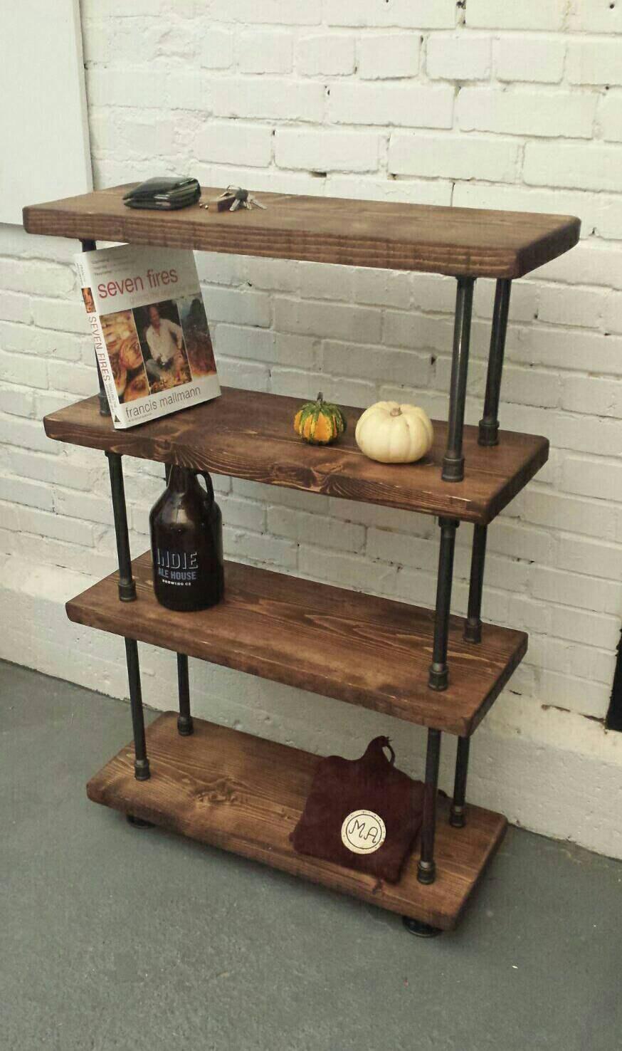industrial wood furniture. Industrial Pipe Furniture. 🔎zoom Furniture I Wood N