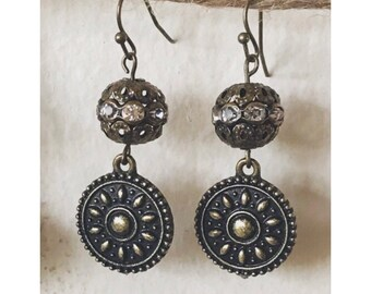 Daybreak earrings