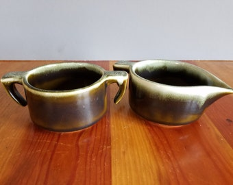 Pfaltzgraff Ceramic Sugar and Creamer Set