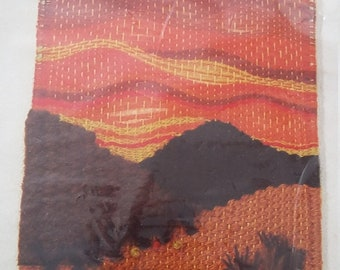 Opened but Never Used Jiffy Weaving Fall Horizon by Betty Miles Number 3502 Sunset Design