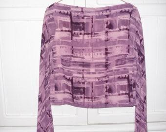 Jerome the L'HUILLIER blouse size 38 FR (M) - 1990s