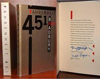 Fahrenheit 451 Hard cover (Collector's book)