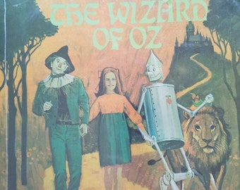 Songs frm The Wizard of Oz 33 LP Record