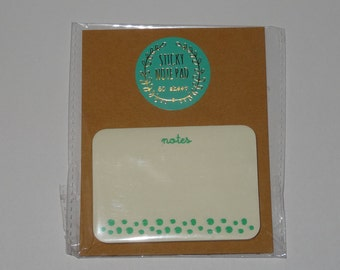 Target Dollar Spot Sticky Notes / Memo Pad