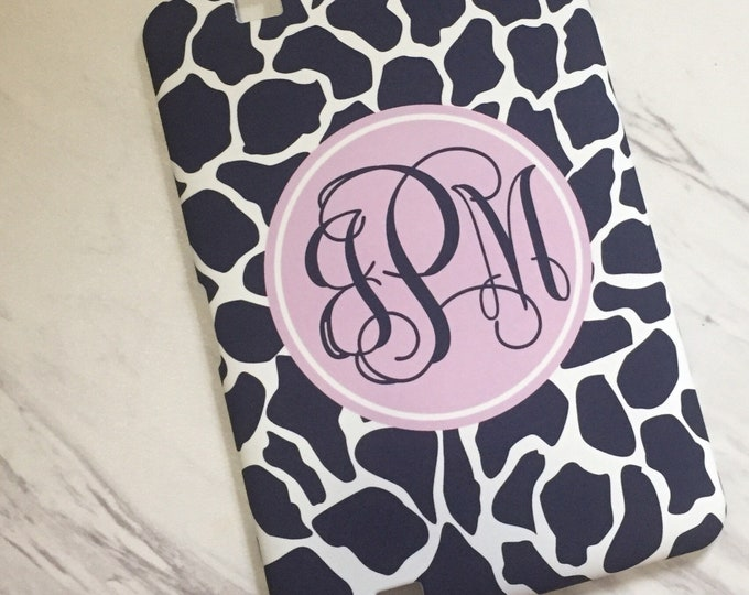 Monogrammed Kindle Fire HD 8.9  inch  tablet cover - Mix and Match Design