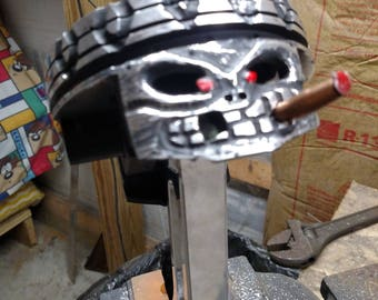 Piston Carving both sides