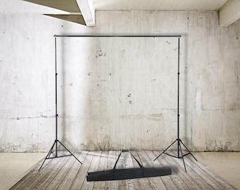 Structure de suspension pour photocall