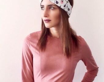 Turban Stirnband, Sommer Haarband, Turban Haarband, Elastisches Turban Stirnband, Elastisches Haarband, Turban für Frauen