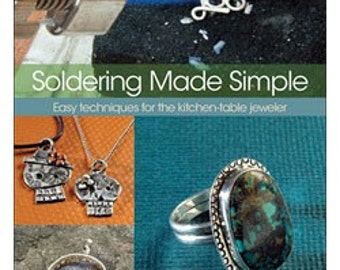 Soldering Made Simple Instructional Book SALE