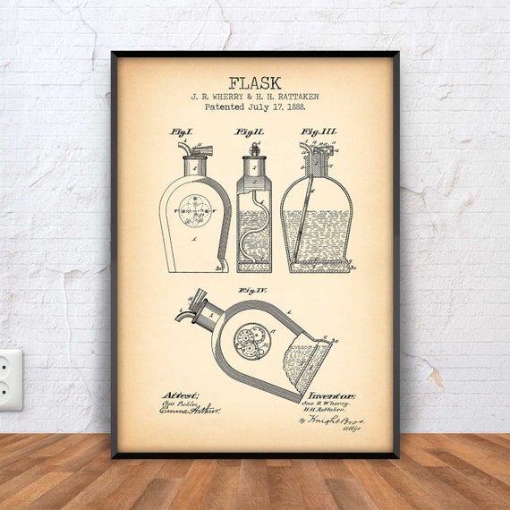 Flask poster flask patent flask blueprint flask malvernweather Choice Image