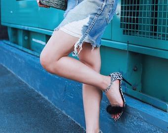 Heels sandals 7 Womens sandals Handmade sandals High heel sandals 7 Summer shoes Custom heels Strap sandals Ankle strap sandals Open shoes