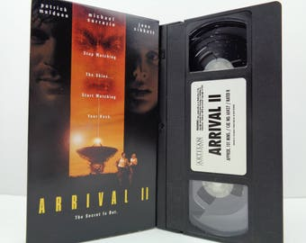 The arrival 2 VHS Tape