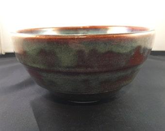 Blue-Brown Bowl