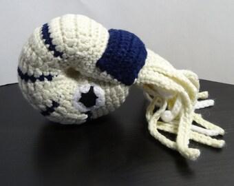 Captain Nemo The Chambered Nautilus