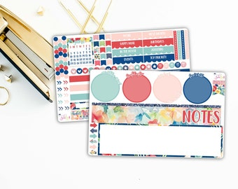 June Floral Notes Kit