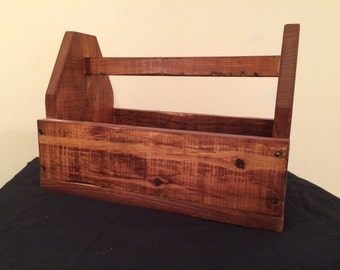 Handmade Rustic Toolbox - Small