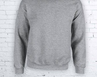 Custom Crewneck Sweater Hoodie