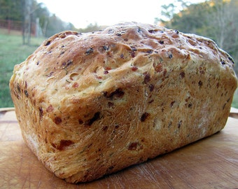 Dilly Bread, Loaf Bread, Old-Fashioned Dill Bread