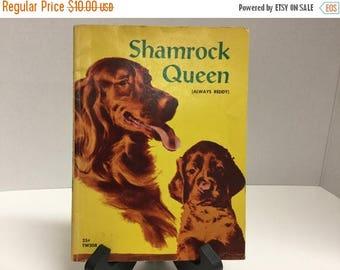 Sale Shamrock Queen Always Reddy Tab Books First Printing 1959