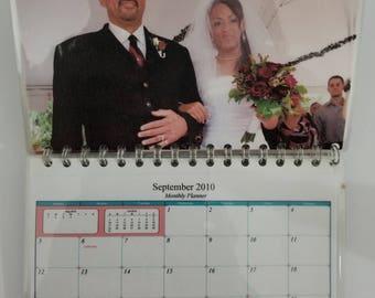 Custom Calendar, Laminated