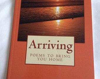 Poetry Book 'Arriving' by Jannietta