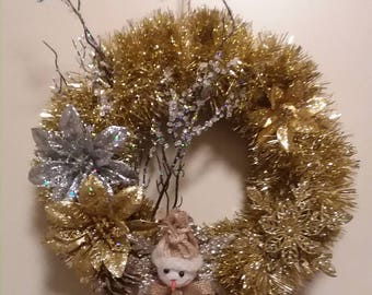 Christmas Wreath 10''