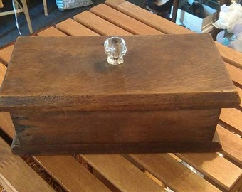 Antique edwardian box